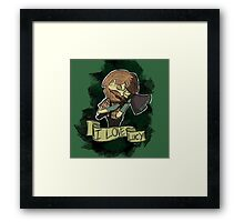 Woodie, Don't Starve  Framed Print