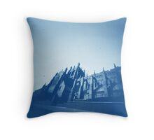 Newcastle Cathedral Throw Pillow