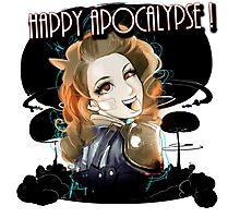 HAPPY APOCALYPSE 1  Photographic Print