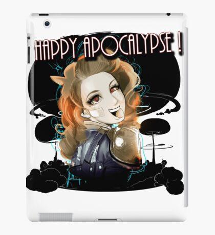 HAPPY APOCALYPSE 1  iPad Case/Skin