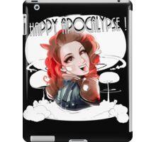 HAPPY APOCALYPSE 2 iPad Case/Skin