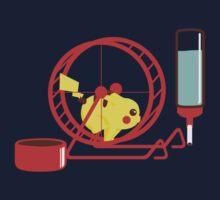 Pet Pikachu by Scott Weston