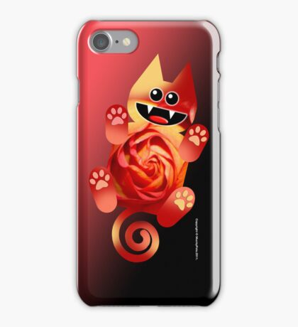 KITTEN 8/10 iPhone Case/Skin
