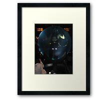 Blaine After Dark Framed Print