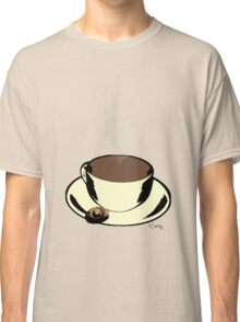 Coffee. Classic T-Shirt