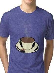 Coffee. Tri-blend T-Shirt