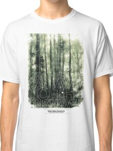 CASTAWAY TO THE UNKNOWN Classic T-Shirt