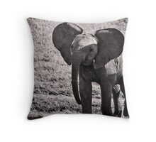 Can I Come Too? Throw Pillow