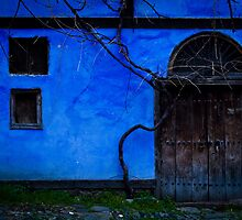 old house by Masis Usenmez