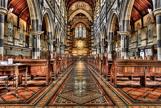 The Aisle by frankc