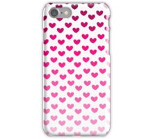 Ombré Hartz - Pink! iPhone Case/Skin