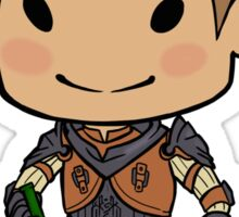 Krem Chibi Sticker