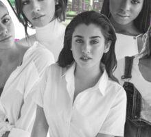 Fifth Harmony // Reflection European Tour (Yellow) Sticker