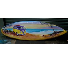 surfboard no 14 Photographic Print