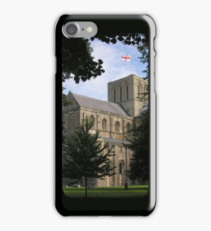 Winchester Cathedral Tower for iPhone iPhone Case/Skin