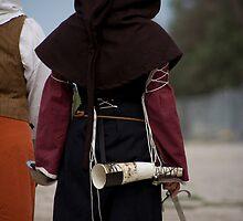 The Dagger Woman by Bokeh  Photography