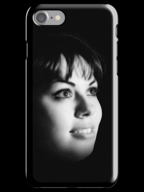 Illuminated (iPhone case) by Lenka