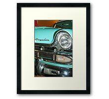 Chrysler 1953 Framed Print