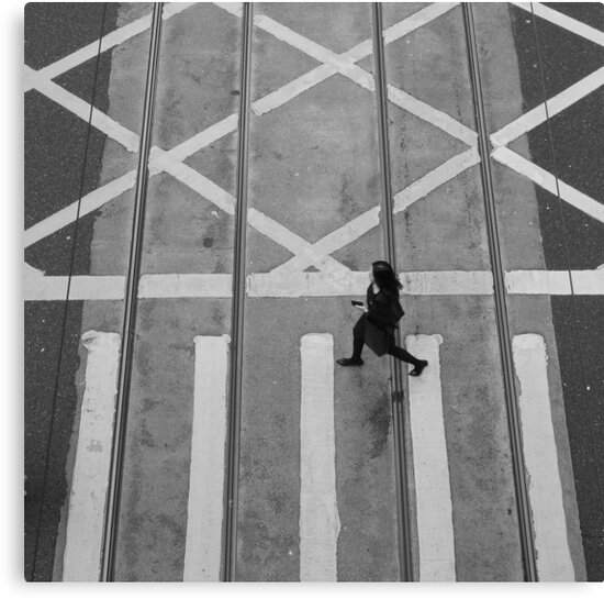 Pedestrian by Cara Gallardo Weil