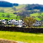 Youlgrave Village by ScottG
