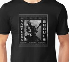 NAMELESS GHOULS PLACARD Unisex T-Shirt