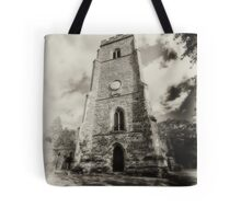 St Mary church,, Bitteswell Tote Bag