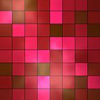 Red Checkerboard by CaseBase