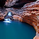 The Gorges of Karijini National Park - Western Australia by Matt  Streatfeild