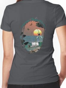 Rare Species Tee-shirt Women's Fitted V-Neck T-Shirt