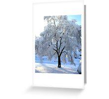 The Magic Tree Greeting Card