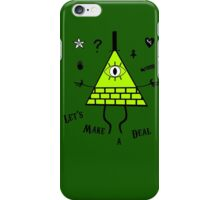 Let's Make A Deal iPhone Case/Skin