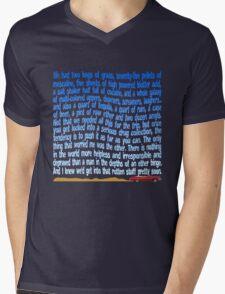 Serious Drug Collection Mens V-Neck T-Shirt