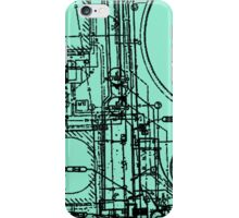 Time is running out iPhone Case/Skin