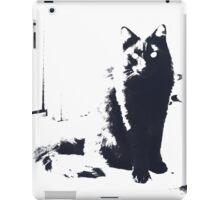 Dark Fluff iPad Case/Skin