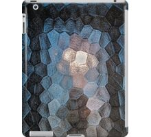 Faceted abstraction iPad Case/Skin