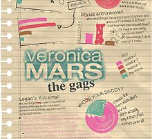 Veronica Mars - The Gags by NeoNephilim