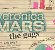 Veronica Mars - The Gags Sticker