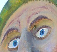 I'm looking at you! by Jacqueline van Zetten