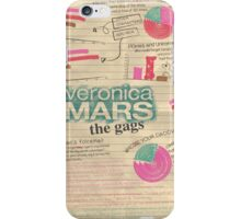 Veronica Mars - The Gags iPhone Case/Skin