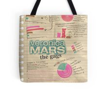 Veronica Mars - The Gags Tote Bag