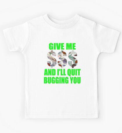 bribe me Kids Tee