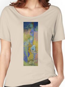 Feng Shui Parakeets Women's Relaxed Fit T-Shirt