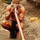 Play me didgeridoo, Blue by Linda Sparks