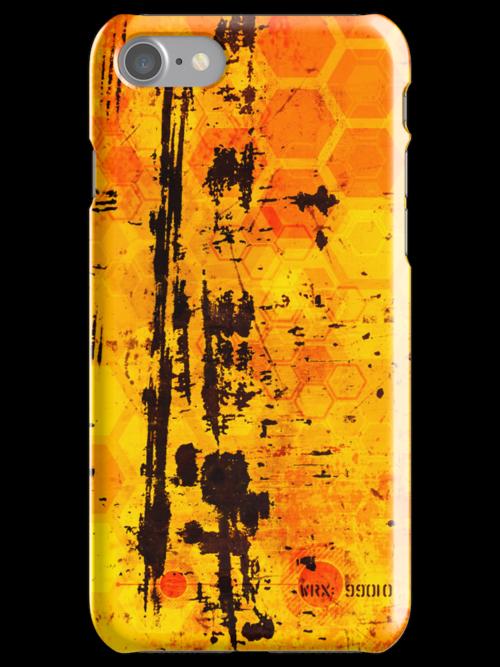Rusty sci-fi by lab80