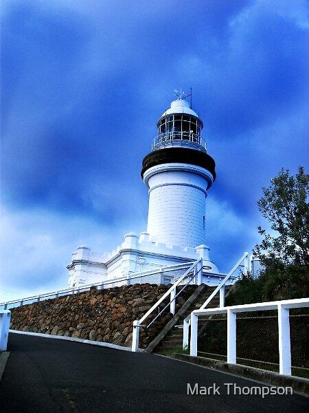 byron lighthouse by mark thompson
