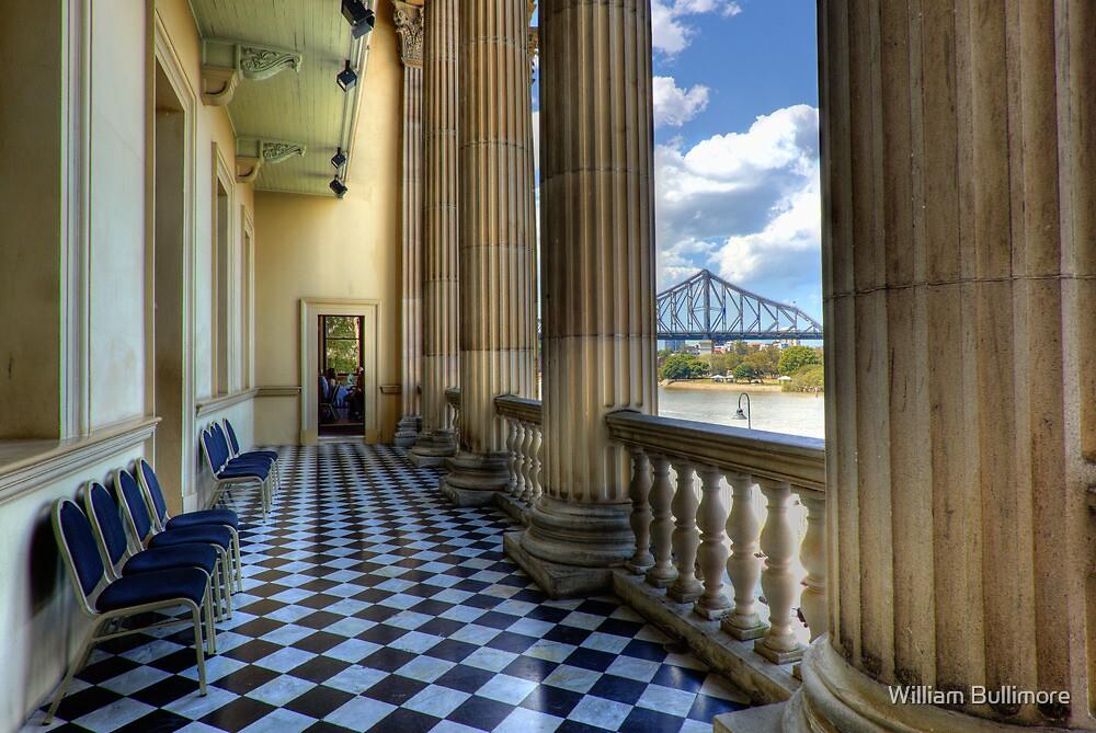 Customs House • Brisbane • Australia by William Bullimore