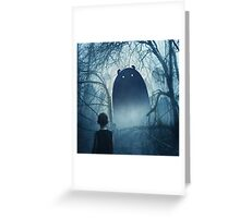 The Story begins Greeting Card