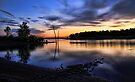 Almost Sunrise by Carolyn  Fletcher