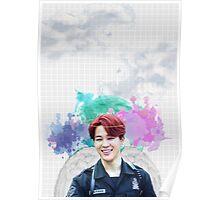 BTS/Bangtan Sonyeondan - Angel Jimin Poster