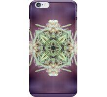 lavendar goddess iPhone Case/Skin